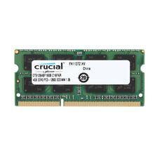 ОП для ноутбука Crucial 4ГБ DDR3L-1600МГц