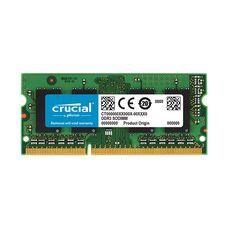 ОП для ноутбука Crucial 8ГБ DDR3L-1600МГц