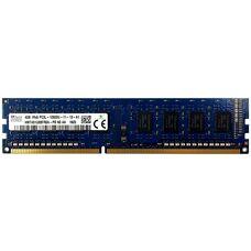 ОП для ПК Hynix 4 ГБ DDR3-1600 МГц