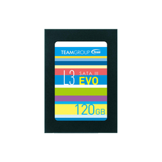 Накопитель SSD TeamGroup L3 EVO 120 ГБ