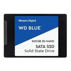Накопитель SSD WD 3D 500 ГБ