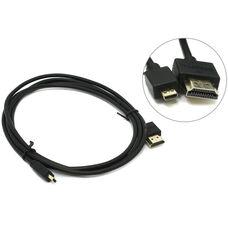 Кабель HDMI - microHDMI 1.5 м...