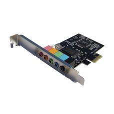 Звуковая карта S-Tek PCI Express 5.1-канальная...