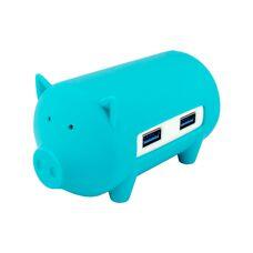 USB - концентратор Orico H4018-U3-BL