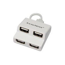 USB - концентратор TwinMOS EzeeHub24D
