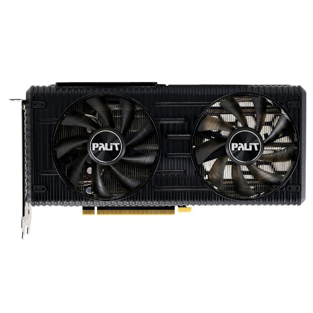 Видеокарта Palit RTX3060 Dual OC 12 Гб