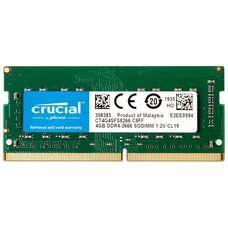 ОП для ноутбука Crucial 4ГБ DDR4-2666МГц